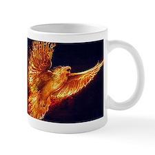 Flaming Phoenix Mugs