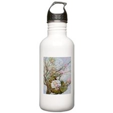 Rock-A-Bye Baby Nursery Rhyme Water Bottle