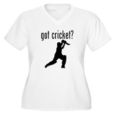 got cricket? Plus Size T-Shirt