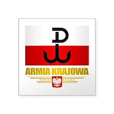 Armia Krajowa (Home Army) Sticker
