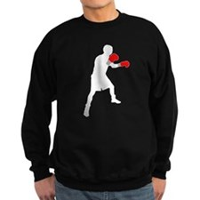 Boxer Silhouette Jumper Sweater