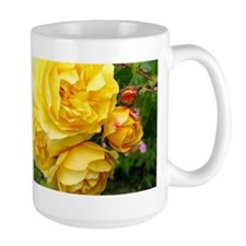 Yellow Rose Mug