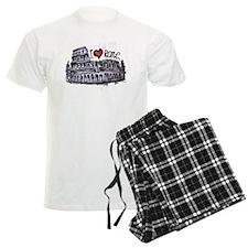 I love Rome  pajamas