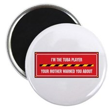 "I'm the Player 2.25"" Magnet (10 pack)"