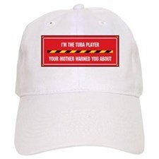 I'm the Player Baseball Cap