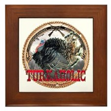 turkaholic Framed Tile