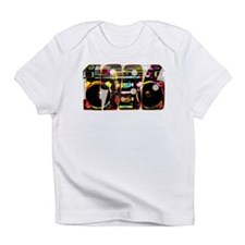 1986 Boombox Infant T-Shirt