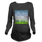 The Garden Fence Long Sleeve Maternity T-Shirt