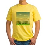 The Garden Fence Yellow T-Shirt