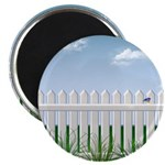 The Garden Fence Magnet