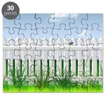 The Garden Fence Puzzle