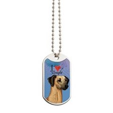 Sloughi Dog Tags