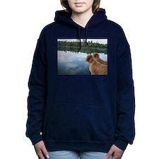 Golden Retriever - Reflections Hooded Sweatshirt