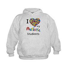 Autistic Students Hoodie