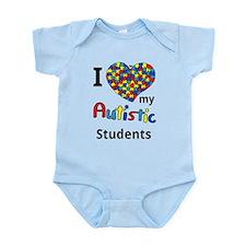 Autistic Students Infant Bodysuit