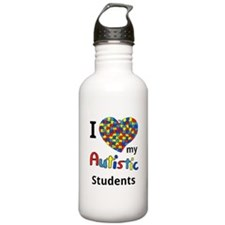 Autistic Students Water Bottle