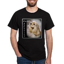 Cocker Spaniel-Buff T-Shirt
