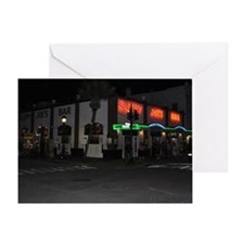 Sloppy Joe's Key West Greeting Card