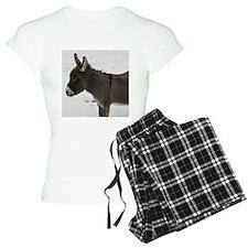 Miniature Donkey III Pajamas