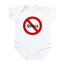 Anti Quinoa Infant Bodysuit