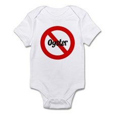Anti Oyster Infant Bodysuit