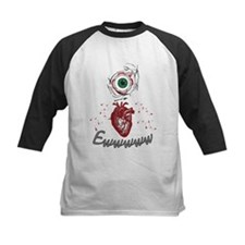 Eye Heart Ewww Baseball Jersey
