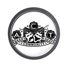 ACT Logo Wall Clock