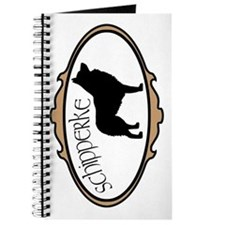 schipperke dog Journal