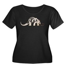 Tamanduas Plus Size T-Shirt