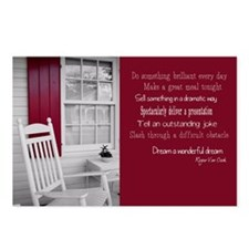 PORCH WISDOM Postcards (Package Of 8)