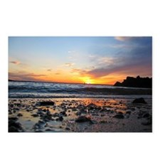 Long Island Sunset Postcards (Package of 8)