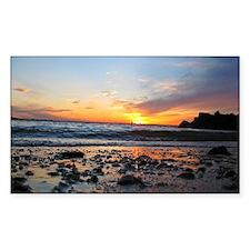 Long Island Sunset Decal