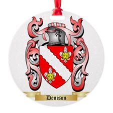 Denison Ornament
