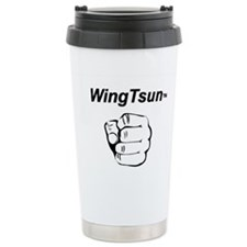 Wing Tsun Travel Mug