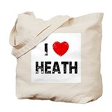 I * Heath Tote Bag