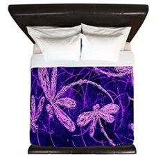 Dragonfly Disco King Duvet
