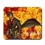 """The Opera"" Xian Mousepad - Full Size"
