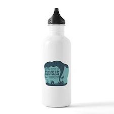WERE NOT IN KANSAS ANYMORE Water Bottle