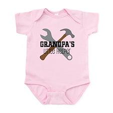 Grandpa's Little Helper Infant Bodysuit