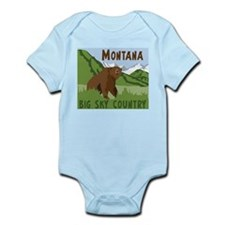 MONTANA BIG SKY COUNTRY Body Suit