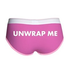 Unwrap Me Women's Boy Brief