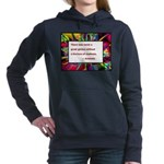 genius and madness aristotle.jpg Hooded Sweatshirt