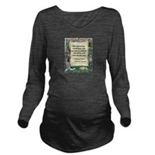 read all you can.jpg Long Sleeve Maternity T-Shirt