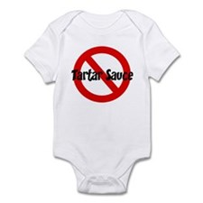 Anti Tartar Sauce Infant Bodysuit