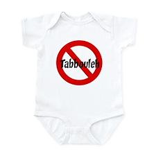 Anti Tabbouleh Infant Bodysuit