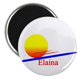 Elaina 2.25&quot; Magnet (100 pack)