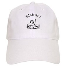 Irish Toast Wine Baseball Cap
