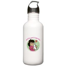 Millie and Cupcake Water Bottle