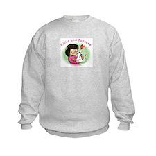 Millie and Cupcake Sweatshirt