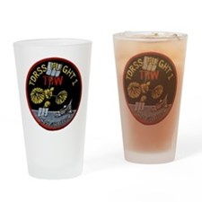 TDRS 1: Program Patch Drinking Glass